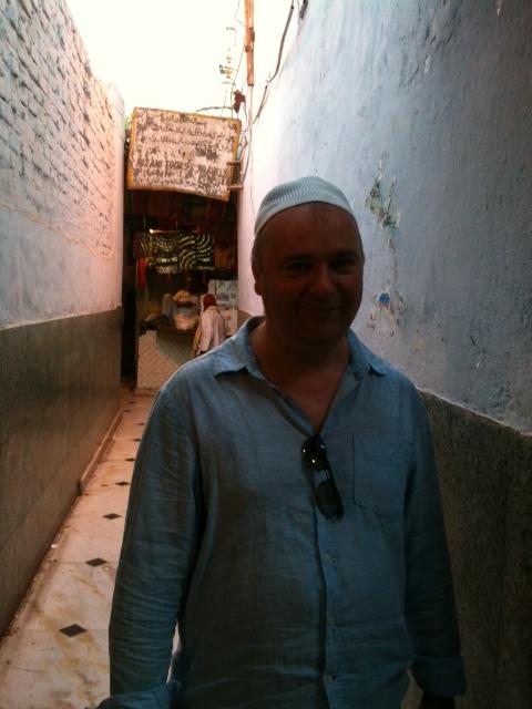 NizDargah passageway