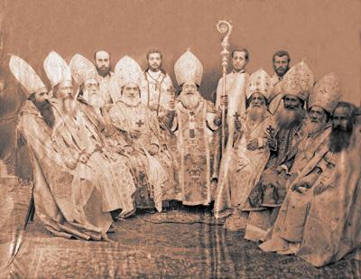 Old bishops