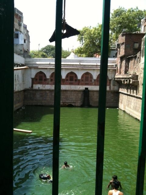 NizDargah pool