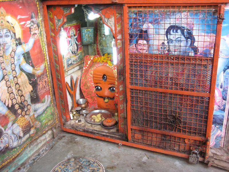 Jaipur shrine