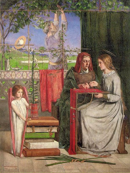 Rossetti mary girlhood