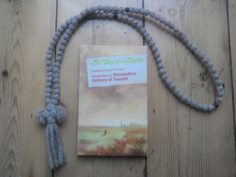 Pilgrim and rope