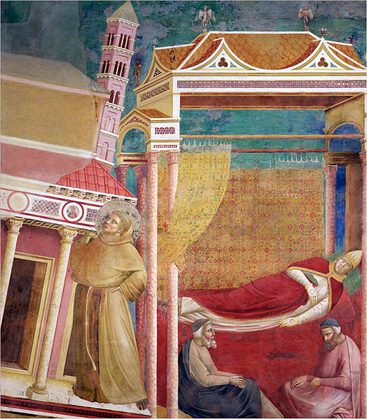 Giotto church Francis