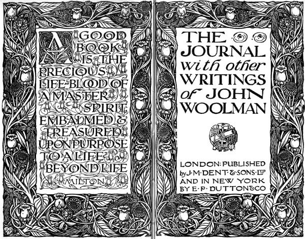 John W journal