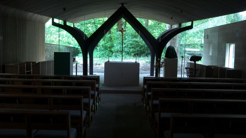 St albert chapel