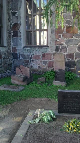 Kirkkonummi Graveyard