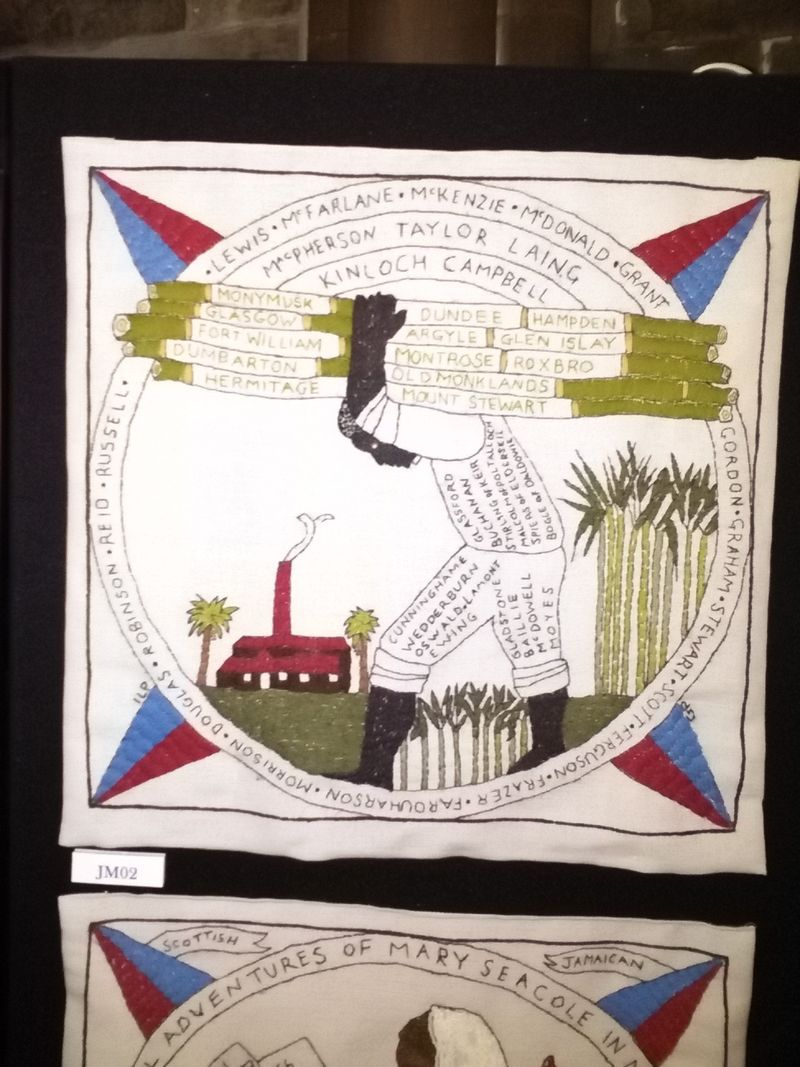 Jamaica Tapestry