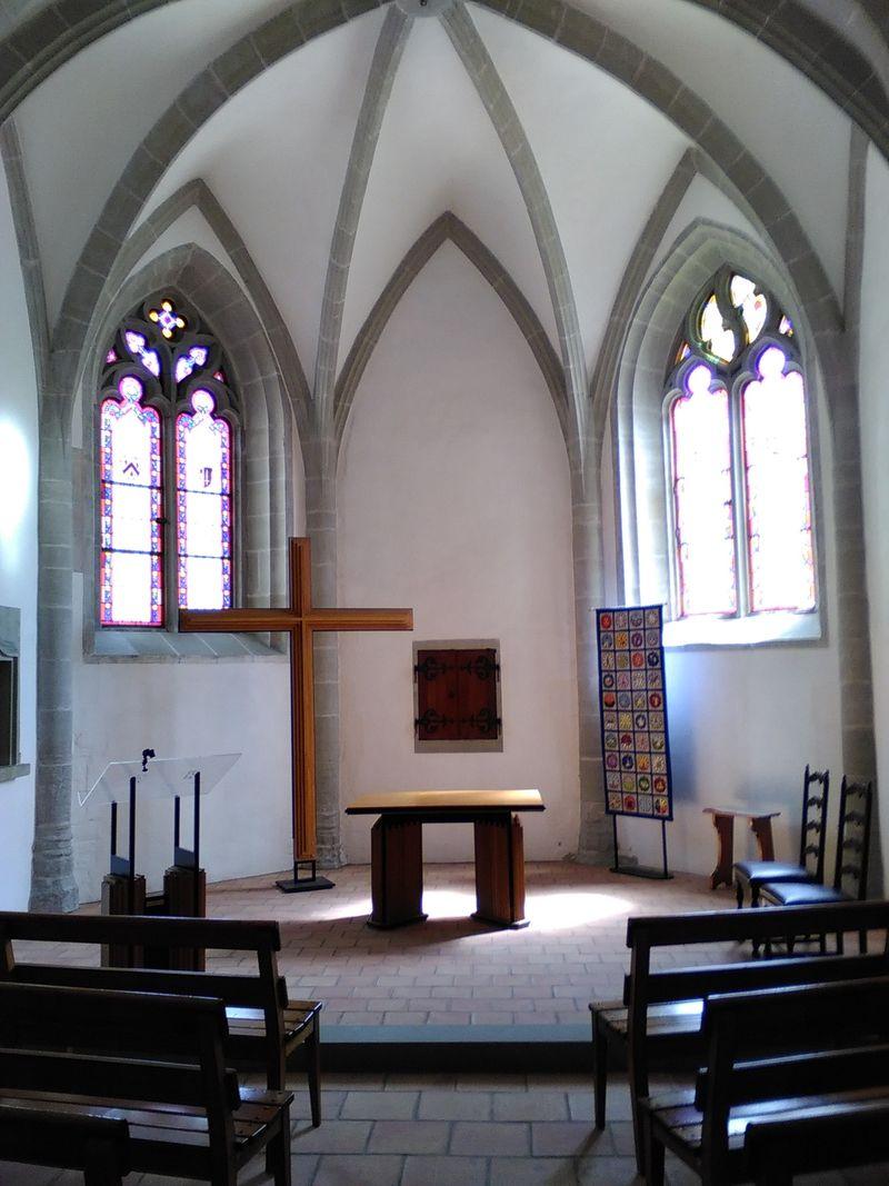 Bursins Church